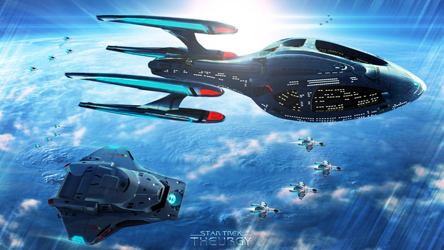 Show of Force | Star Trek: Theurgy by Auctor-Lucan