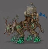 Earth Mount by SMK11