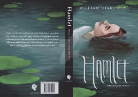 Hamlet Book Cover Design by ReaperClamp