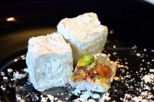 Pistachio Turkish Delight by thebreat