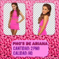 Photoshoot png de Ariana Grande by Domiitinista