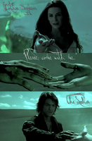 Richard and Kahlan temptation by TheConDar