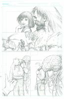 The Incredible Hulk - Issue 2 Page 11 PENCILS by MichaelBroussard