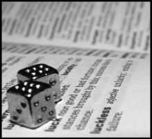 Roll of the dice by Kingofspades85