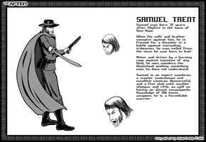 The After Samuel Trent Concept by Wastelander7