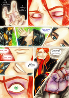 Maedhros_Waking from the dream to the nightmare by EPH-SAN1634
