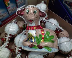 Christmas Ewe...?? by Woolfred
