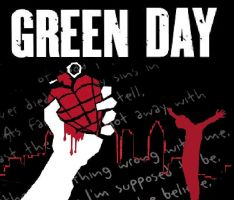Green Day by MindlessDoll