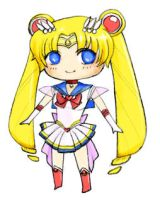 Chibi Sailor Moon by jaisamp