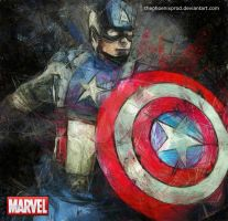 Captain America - The First Avenger by thephoenixprod