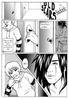 Old Scars page 1 by Sackielc