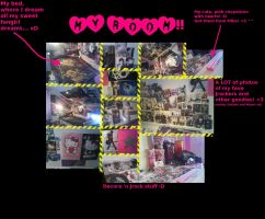My Room -- FULL VIEW PLZ-- 8D by Lillgoban