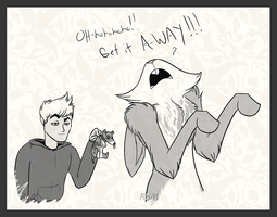 Get It Away by The-Ravens-Of-Moraea