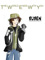 Hero: Ruben WEWY by juusan-kika