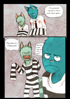 RaccoonBrothers::Page009 by TotemEye