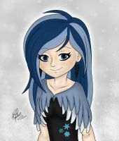 Human Snowdrift now in COLORS by 13paulis