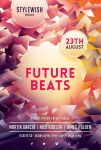 Future Beats Flyer by styleWish