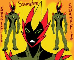 SwampFire picture for Enerdyte by AvatarRaptor