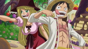 [ONE PIECE OC] Just A Random Pic O3O XD by RosiieChan