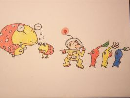PIKMIN by shmad380