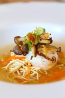 Asian Chicken Consomme by ThomasVo
