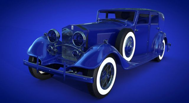 Rolls Royce Phantom II 1934 by sime242