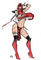 Skarlet by CrimsonArtz
