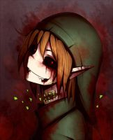 --Ben Drowned-- by Likesac