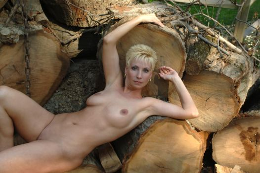 Lumberjack Nude by ODS-Photography
