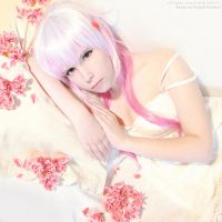 Inori Yuzuriha - Close your eyes by sophie-art