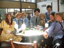 Ouran Host Club 02 at NDK 08 by LxTrix
