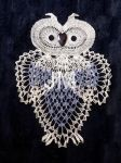 Crochet Owl by jolabrodnica