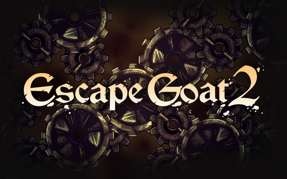 Escape Goat 2 (Wallpaper 1) by theonlyupriser
