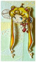 Sailor Moon Paper Child by ToriSakura