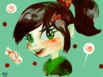 Vanellope by MAD-Ina