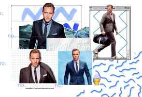 Tom Hiddleston blend 11 by HappinessIsMusic