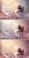 Ultimate Painting Effect Actions | Photo to Paint by EcaJT
