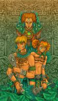 Ixcayans of Chibalbay by Archaia