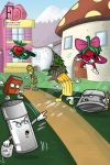 Fruit-O-Matics Cover 9 Full Color by fdrawer