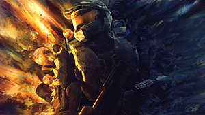 Halo by WolvyDesigns
