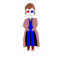 10th Doctor by SonicAway
