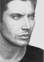 Jensen Ackles / Dean Winchester - Supernatural by synystia