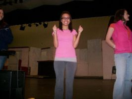 Musical 2009: Yay me by magdalansaiyantoa