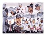 Chicago Blackhawks 2013 Stanley Cup Champions by 1060Chas