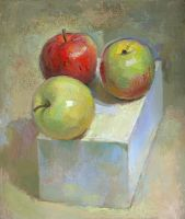 Three Apples. 2004 by Yudaev