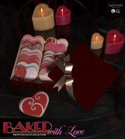 Baked with Love by cosmosue