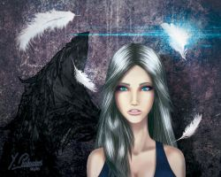 One Winged Angel (Sephiroth ver.) by Yakve