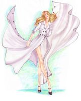 Bebe Fashion Sketch Final 3 by Adella