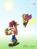 Why Wumpa? by Lars99