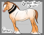 foal design by theliondemon-kaimra